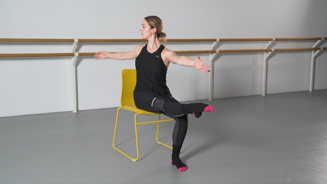 Chair Fit with Nicky Henshall | 2
