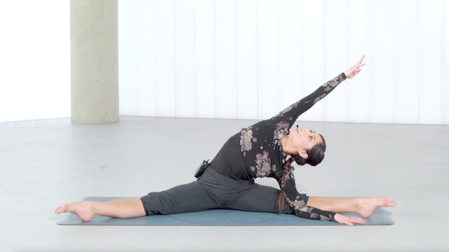 Bitesize Yoga: Stretch