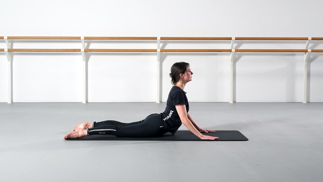 Pilates with Lucy Lowndes: Back Strength