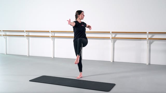 Pilates with Lucy Lowndes: Standing Work