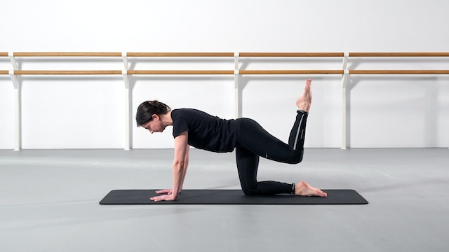 Pilates with Lucy Lowndes: Lower Body