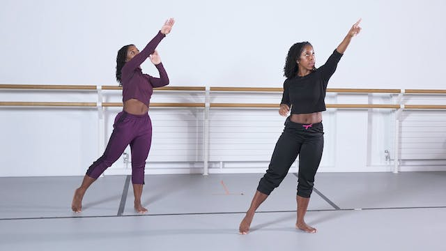 Contemporary Masterclass: Alleyne Dance