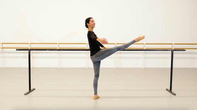 Ballet with Sarah Kundi | 7