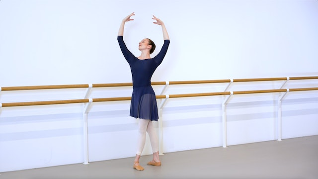 Ballet with Crystal Costa: Barre & Centre   3 (Intermediate)