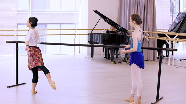 Ballet with Crystal Costa | 7