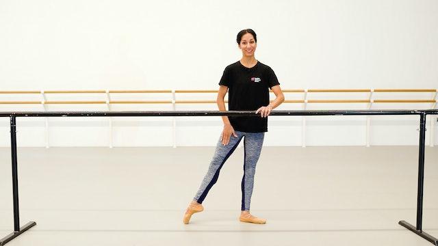 Ballet with Sarah Kundi | 1