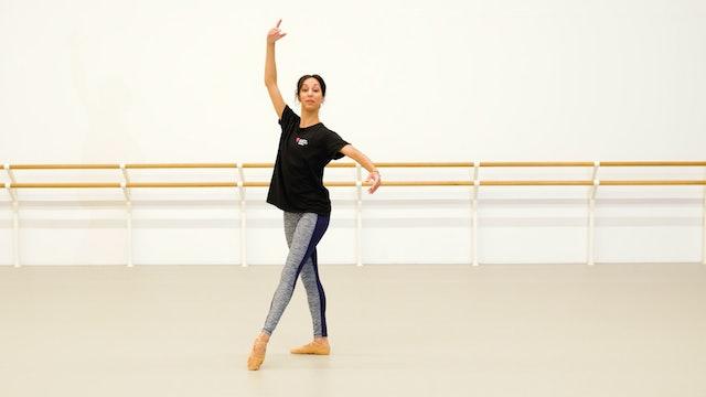 Ballet with Sarah Kundi | 4