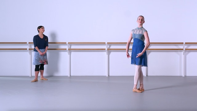 Ballet with Crystal Costa: Barre & Centre   2 (Advanced)