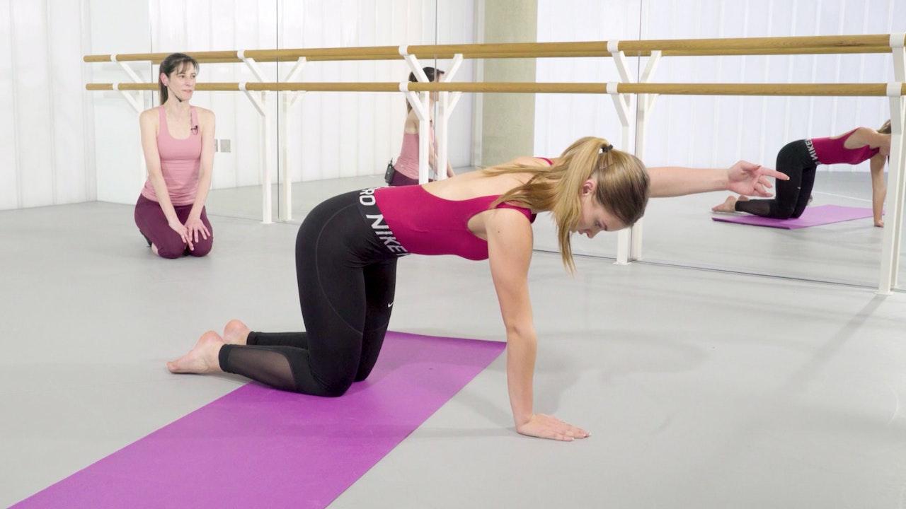 Building Ballet Strength: Teen to Adult