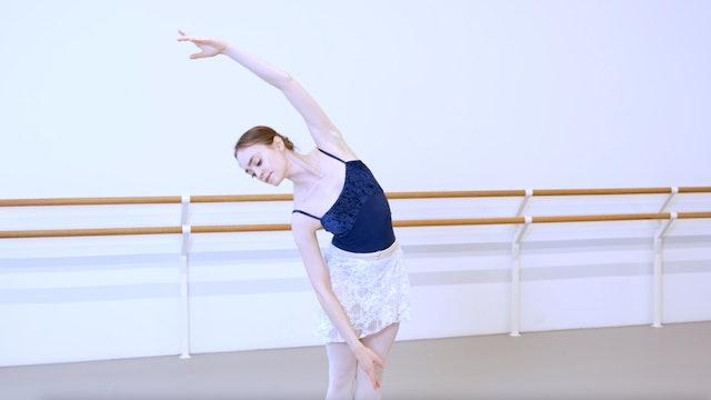 Ballet with Kate Hartley-Stevens: Barre & Centre | 2 (Improver)