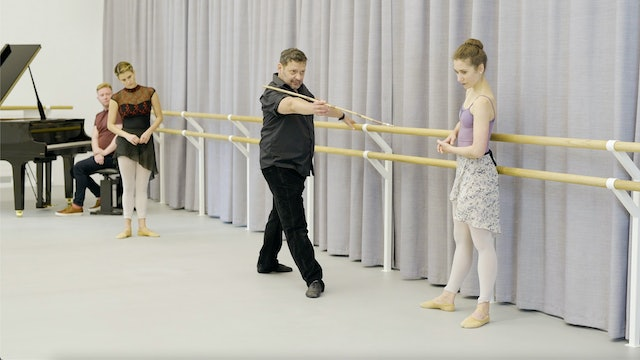 Ballet Technique with Renato Paroni de Castro | 1