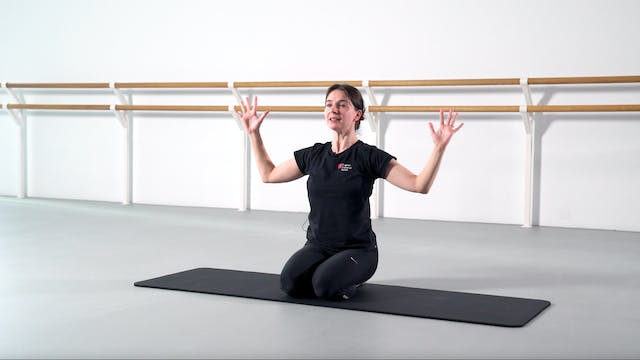 Pilates with Lucy Lowndes: Upper Body