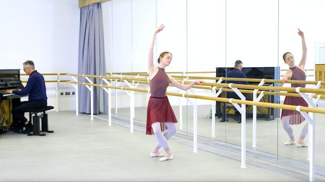 Ballet with Kate Hartley-Stevens: Barre | 2 (Intermediate)