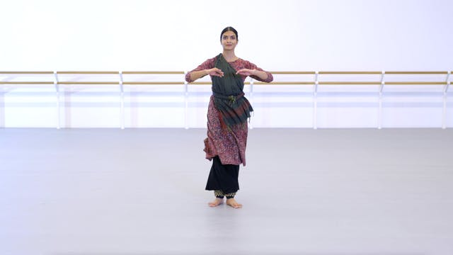 Kathak with Sujata Banerjee | 5