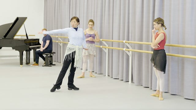 Barre: Pliés and Rises