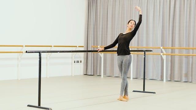 Ballet with Sarah Kundi | 5