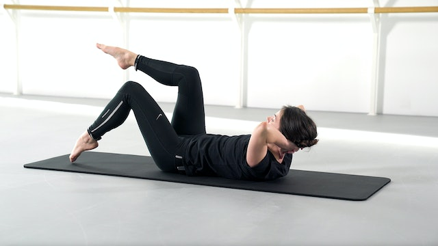 Pilates with Lucy Lowndes: Introduction to Basics