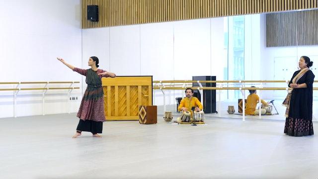 Kathak with Sujata Banerjee   3