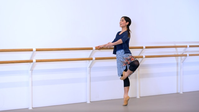 Ballet with Crystal Costa: Barre & Centre   1 (Intermediate)