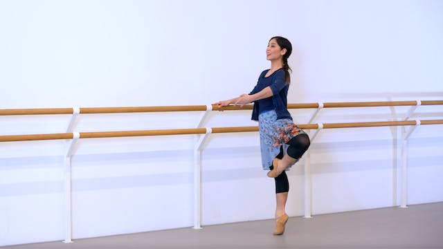 Ballet with Crystal Costa: Barre & Ce...