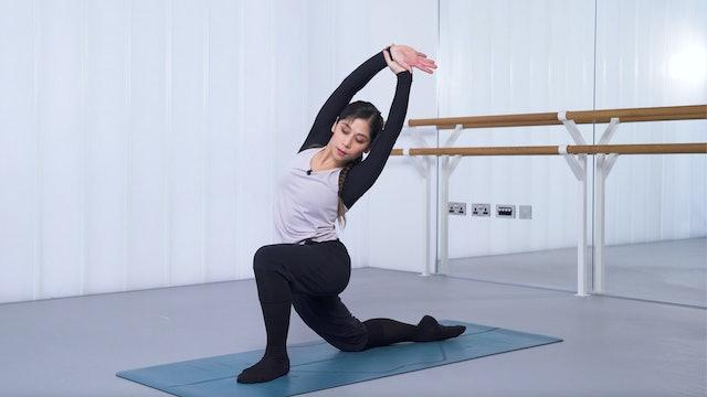 Ballet Warm-Ups: Stretch