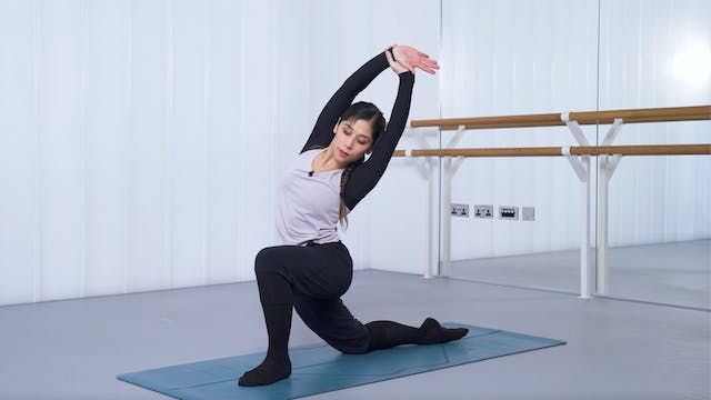 Ballet Warm-Ups: Stretch