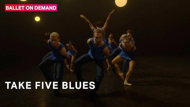 Take Five Blues | Stina Quagebeur