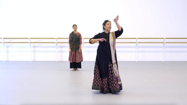 Kathak with Sujata Banerjee | 2