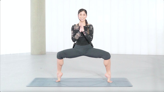 Bitesize Yoga: Strength