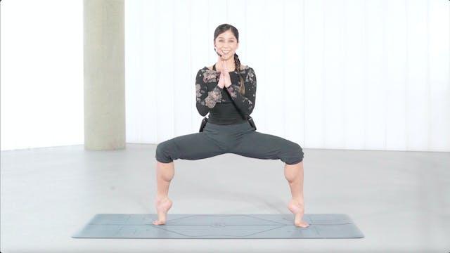 Bitesize Yoga: Strength