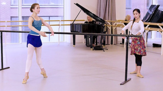 Ballet with Crystal Costa | 4