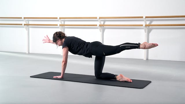 Pilates with Lucy Lowndes: Core Strength