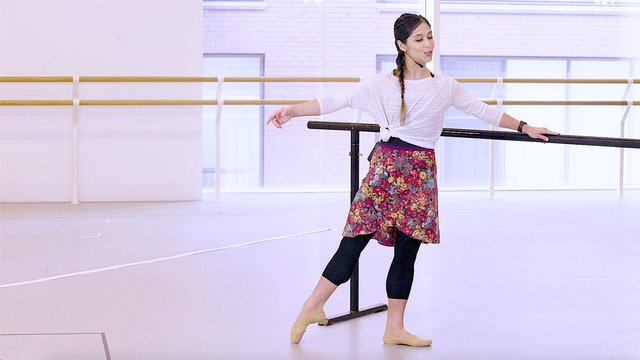 Ballet with Crystal Costa | 1