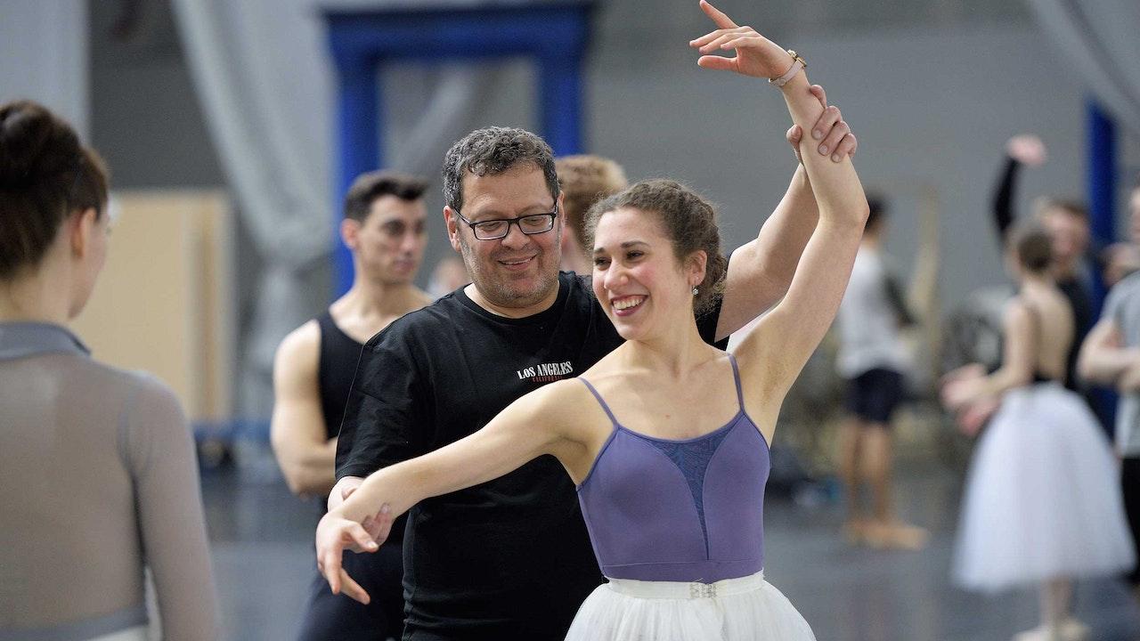 Ballet Technique with Renato Paroni de Castro