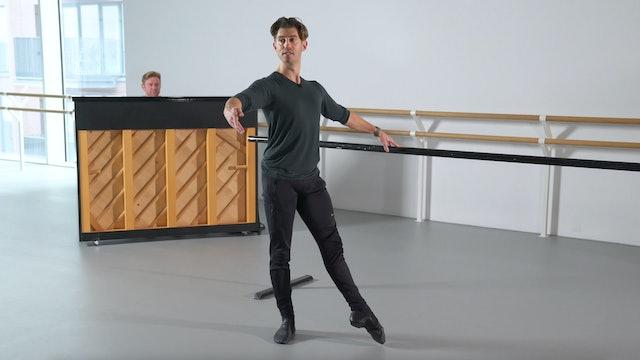 Ballet with Richard Bermange