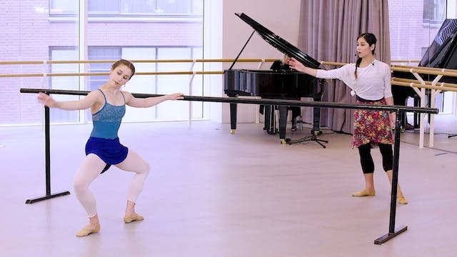 Ballet with Crystal Costa   8