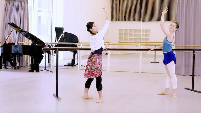 Ballet with Crystal Costa | 2