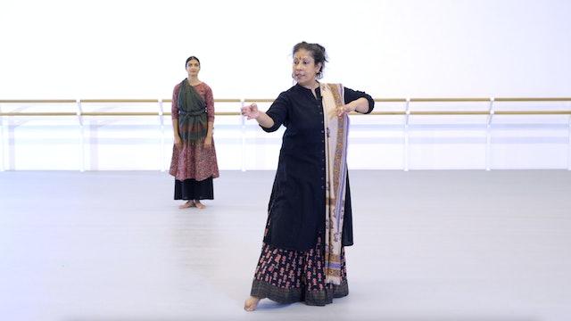 Kathak with Sujata Banerjee   Introduction