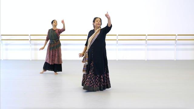 Kathak with Sujata Banerjee | 4