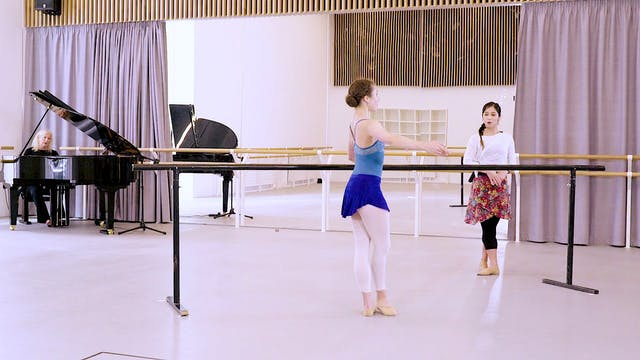 Ballet with Crystal Costa | 6