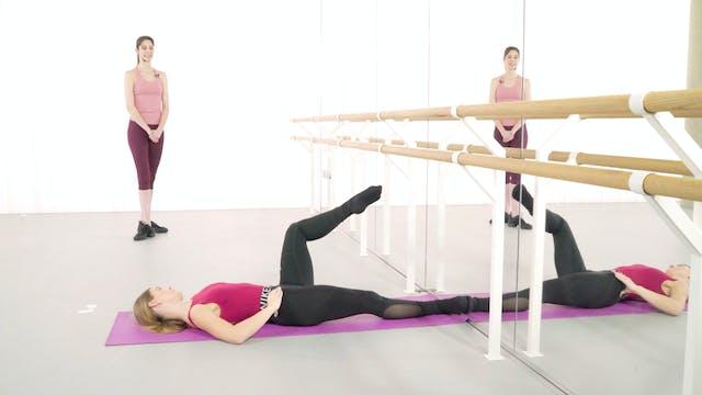 Building Ballet Strength: Teen to Adu...