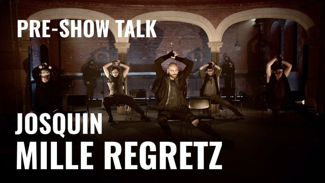 Josquin: Mille Regretz (A Thousand So...