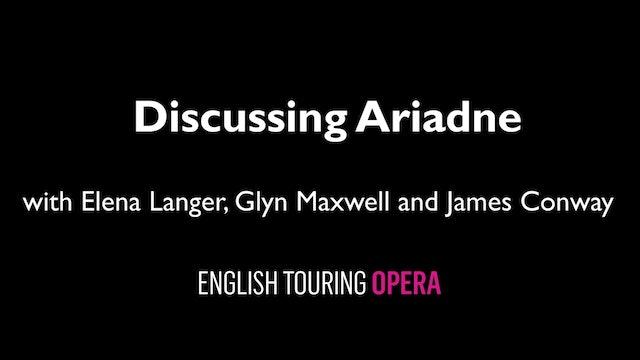Discussing Ariadne