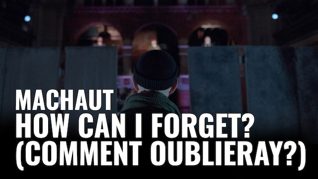 Machaut: How can I forget? (Comment oublieray?)