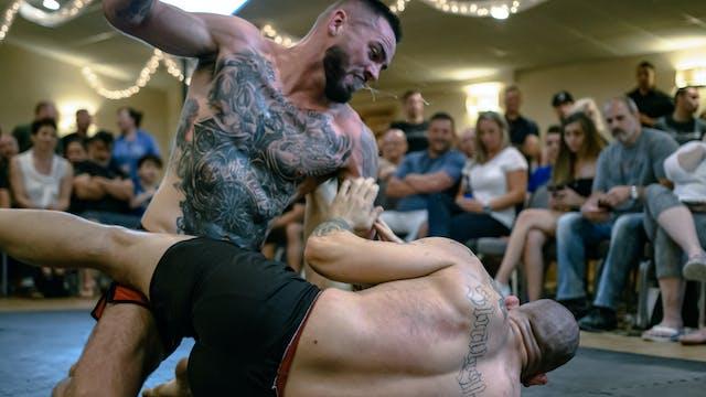 Connor Barry vs Chris Shahgholi