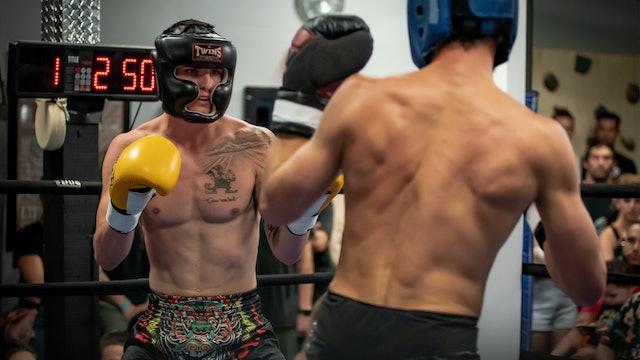 Corey Peters vs Noah Cummings