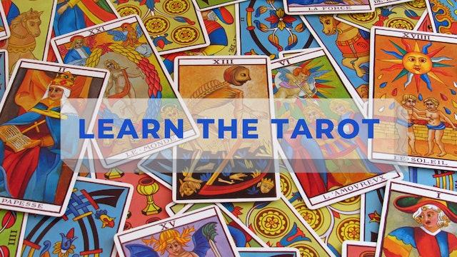 Tarot Course Promo