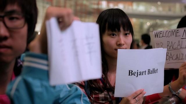 BEJART BALLET LAUSANNE ON CHINA TOUR – English version