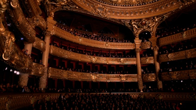 BÉJART BALLET LAUSANNE AT THE PARIS OPERA