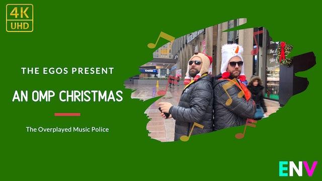 An Overplayed Music Christmas